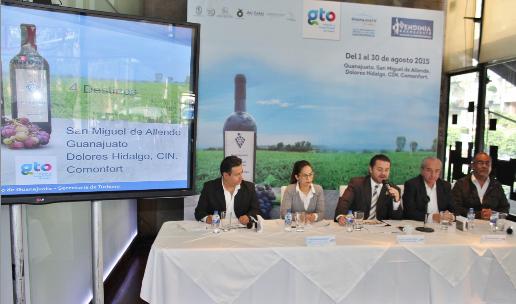 Vendimia Guanajuato en el Valle de la Independencia, Atraerá a más de 4 mil Asistentes
