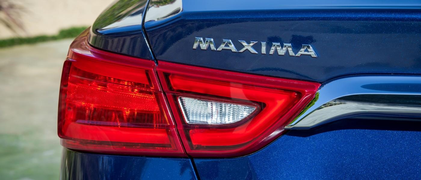 Presentación del nuevo y rediseñado  Maxima Nissan 2016