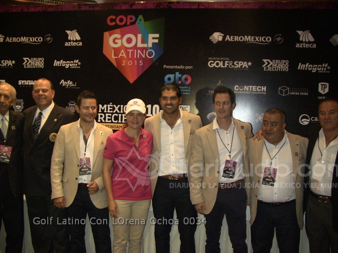 2 grandes Noticias con Lorena Ochoa: La copa Golf Latino y sus 4 meses de Embarazo