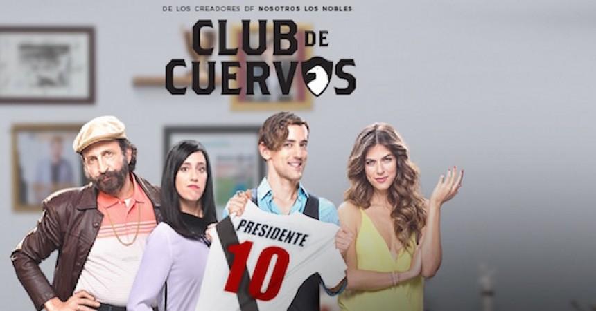 """¿Qué pasa en las entrañas del fútbol Mexicano? Conoce el """"Club de Cuervos"""" de  Gary Alazraki"""