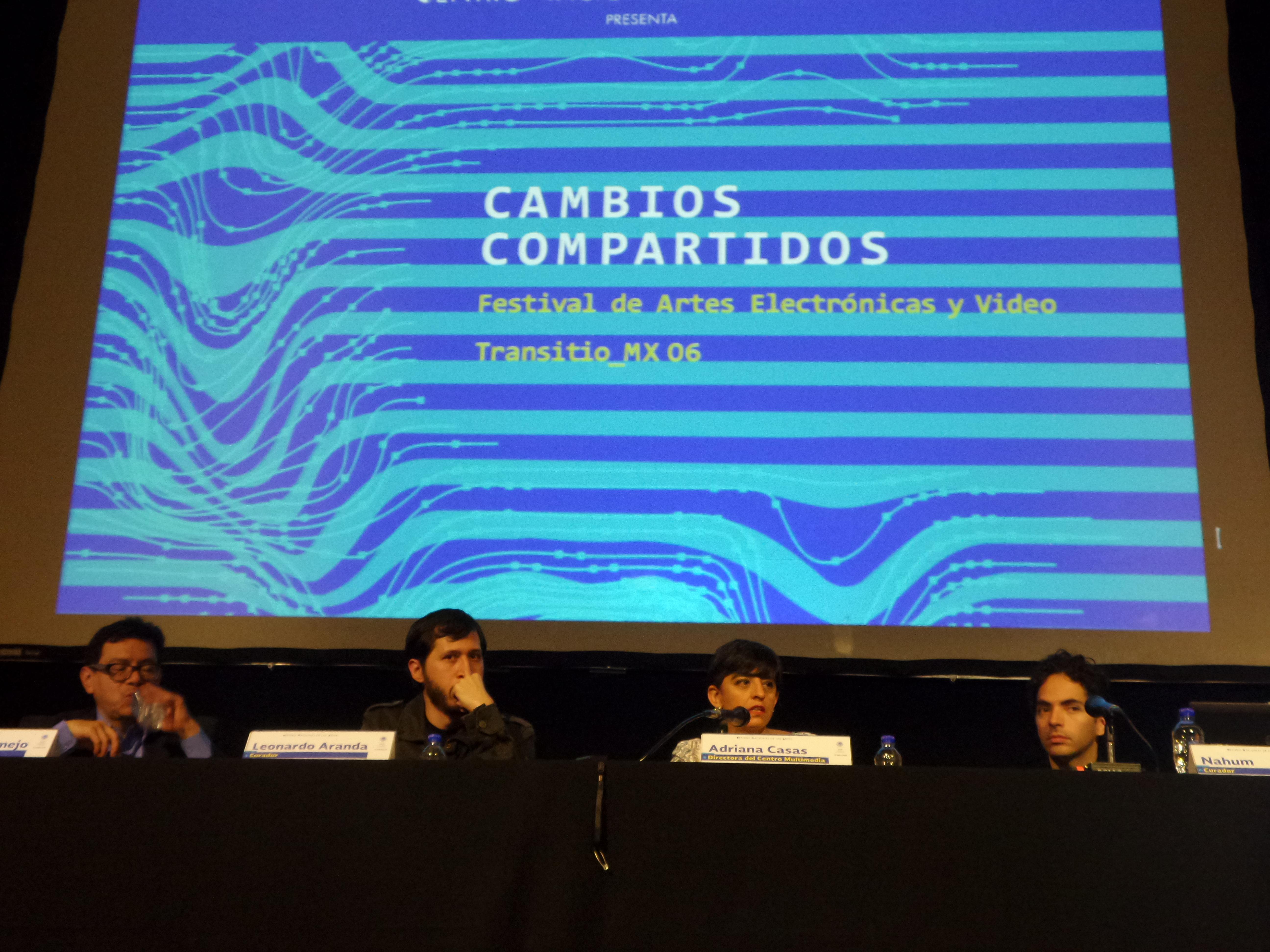 El Festival de Artes Electrónicas y Video Transitio_MX 06, reunirá a 50 artistas de 21 países