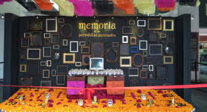 MEMORIA Y TOLERANCIA. ALTAR 2015