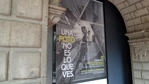 El Antiguo Colegio de San Ildefonso  y Bank of America Presentan 'Conversaciones'
