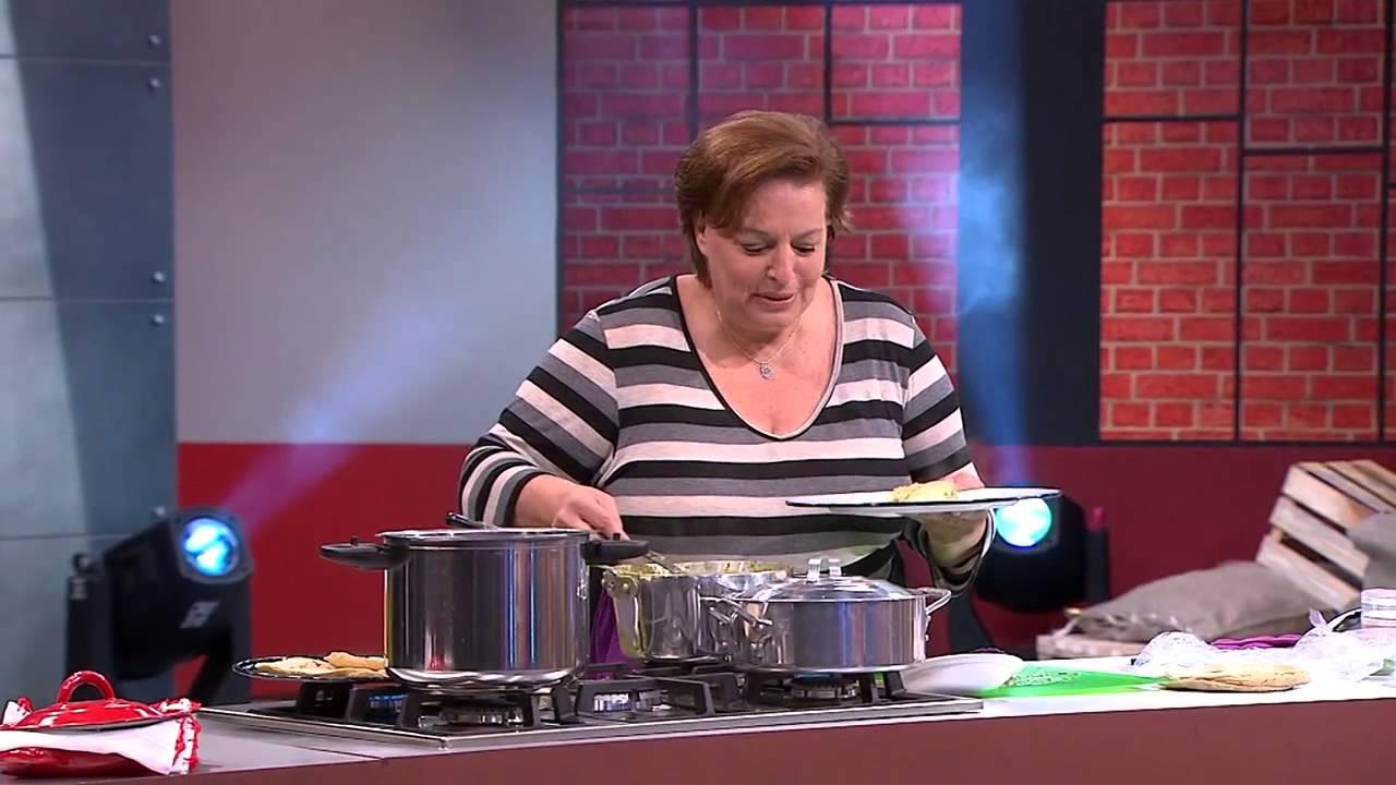 1000 chefs, Gina Roditti y Carlos Glatt buscan romper récord y salvar vidas