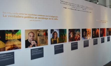 El Museo Memoria y Tolerancia Presenta Interesante Exposición