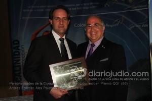 Personalidades de la Comunidad y de Diariojudio reciben Premio QGI (86)