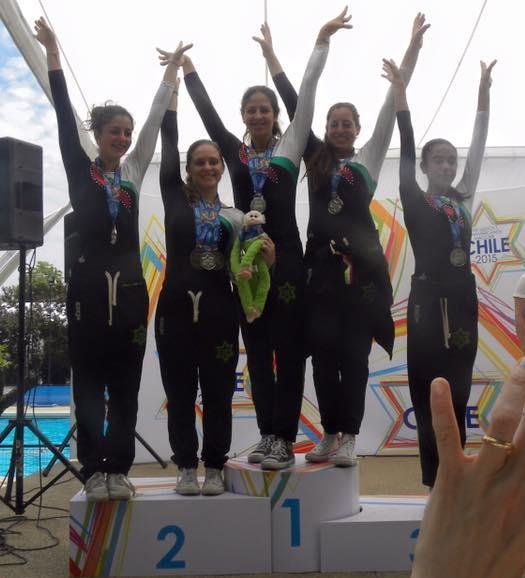 Y llegaron las primeras medallas para México