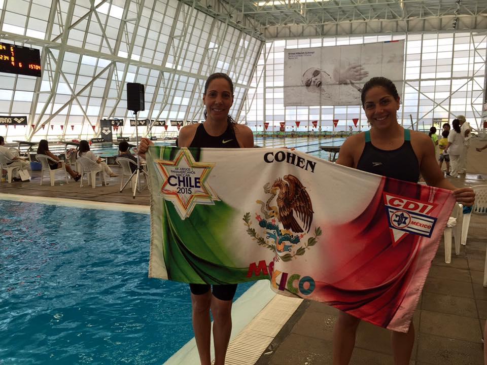 Mexico empieza con buenos resultados en Juegos Macabeos