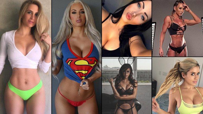 10 Modelos famosas de Instagram
