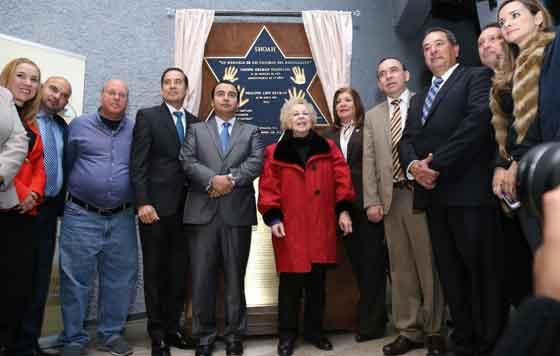 Diputados de Nuevo León recuerdan a víctimas de Holocausto