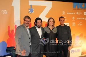 Festival Internacional de Cine Judío en México Cinepolis 018