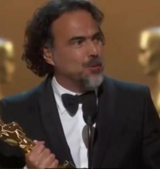 """González Iñárritu. ¡El Gran Triunfador en la Noche de los """"Oscares"""""""