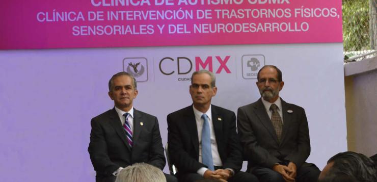 Médicos en la Ciudad de México preparados para atender autismo gracias a Israel