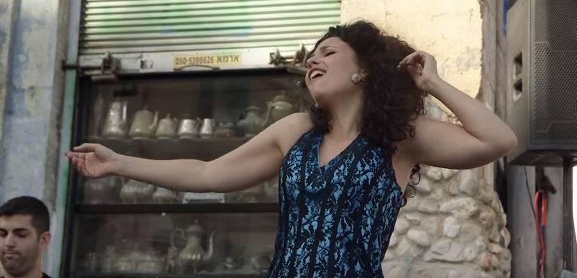 Sorpresa en Mercado de Israel