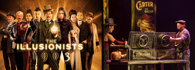"""The Ilusionists 1903"" en el Auditorio Nacional"