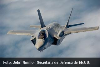 Israel recibirá su primer caza invisible  F-35 en Estados Unidos