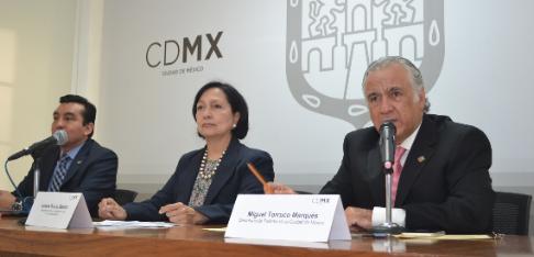 Primer Feria del Empleo Turístico en la Ciudad de México, el Siete de Julio