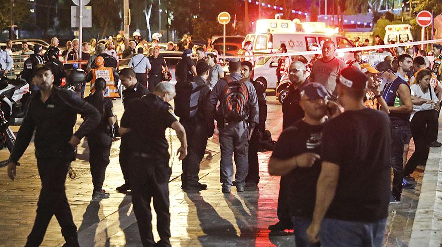 Atentado en el centro de Tel Aviv: 4 personas asesinadas y más heridas