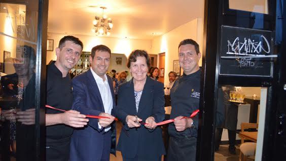 Galiachef abre un nuevo bistró en la Roma