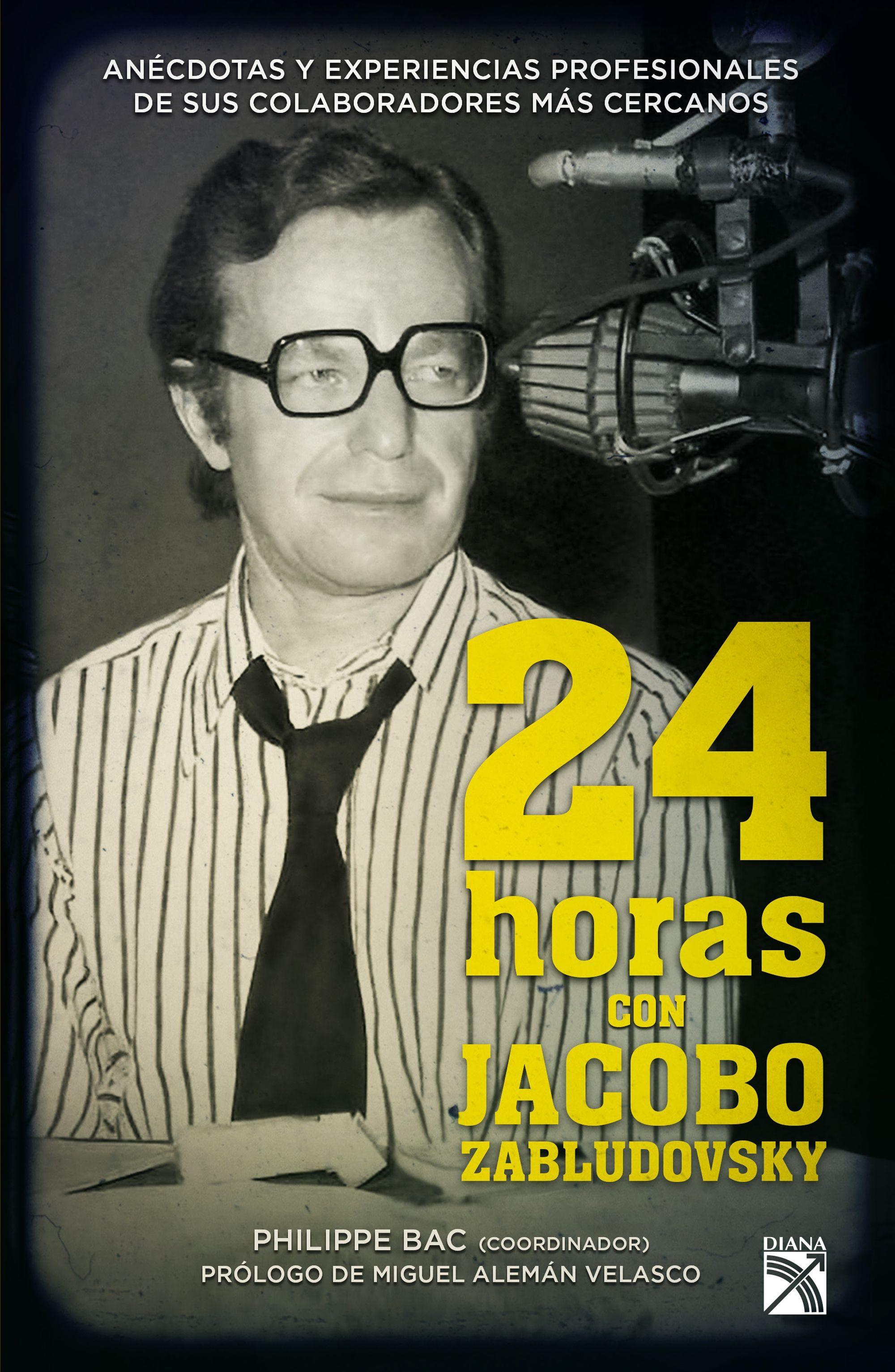 Anecdotas de Jacobo Zabludovsky Judío comunicador pero antes ser humano