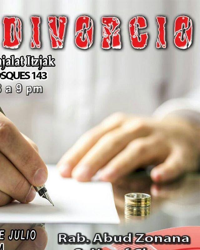 Divorcio en el judaismo