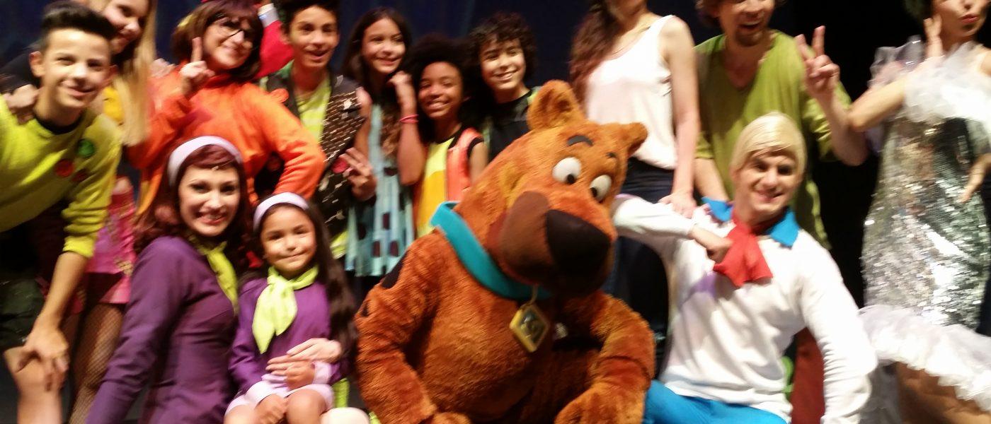 Nathan de Lemongrass habla de Scooby Doo de Morris Gilbert
