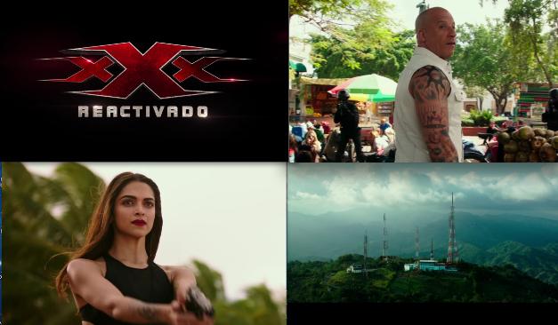 """Vin Diesel en """"XXX: Reactivado"""" Estreno Mundial del Primer Trailer"""