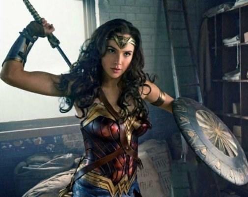 Por fin podemos disfrutar a Gal Gadot en el primer tráiler de Wonder Woman