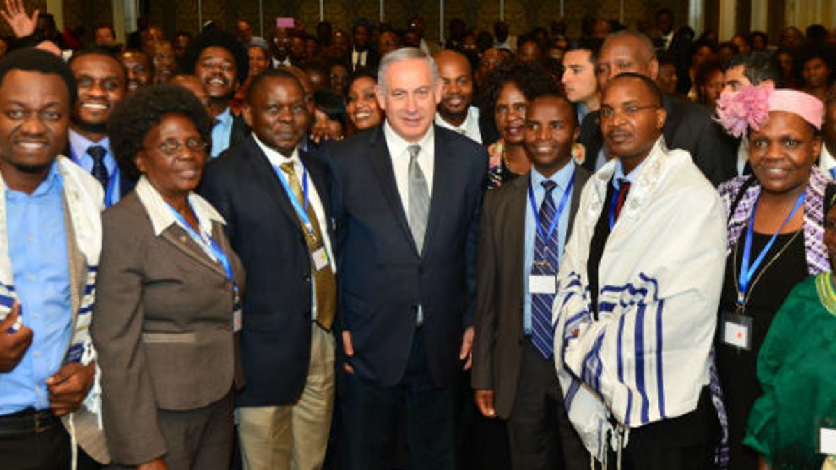 """Netanyahu: """"No tenemos mejores amigos que los cristianos"""""""