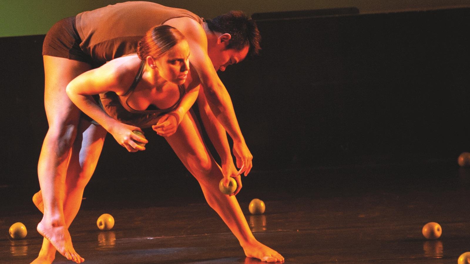 Israel inaugura el 1er festival de Danza Contemporanea en México