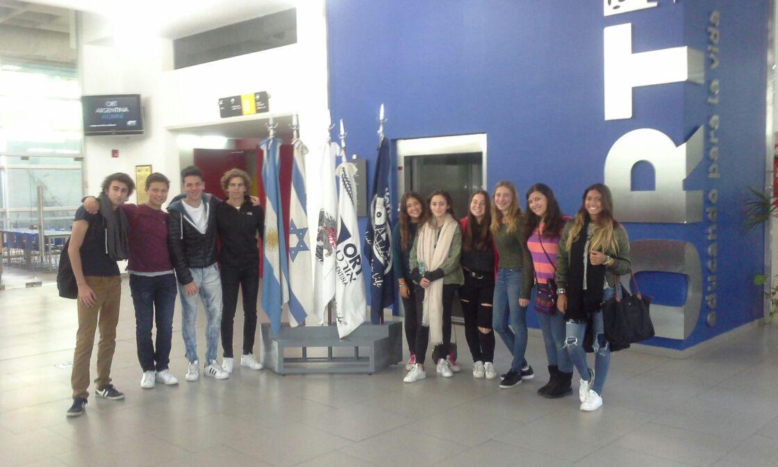Jóvenes de México y Argentina Aprenden y Conviven gracias a CIM ORT