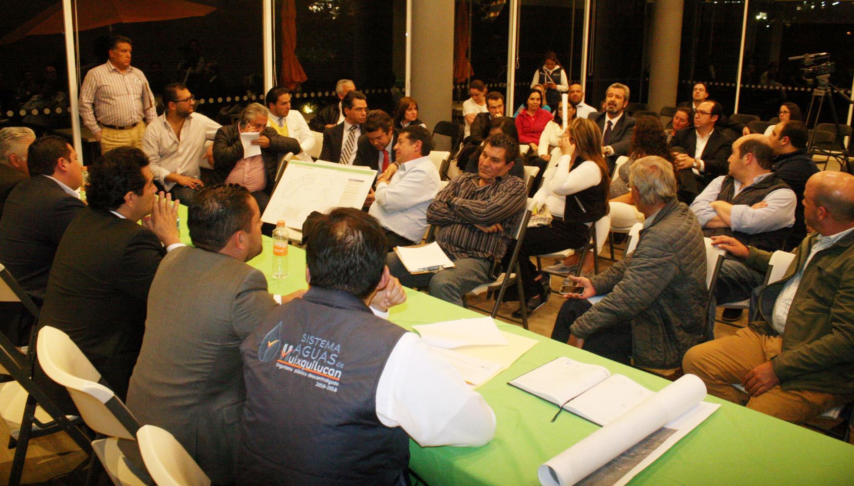 Acciones conjuntas para prevenir inundaciones en  Interlomas Huixquilucan