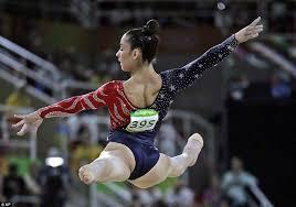 6 hechos curiosos de  Aly Raisman Gimnasta judía ganadora de Olimpiadas Londres y Rio 2016