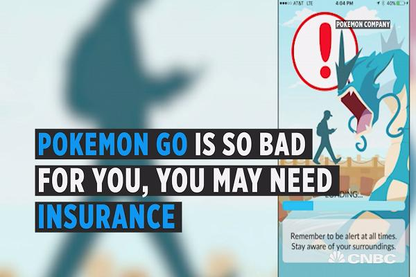 Pokémon Go insurance? Yes, it's a real thing and one Russian bank is offering it free!