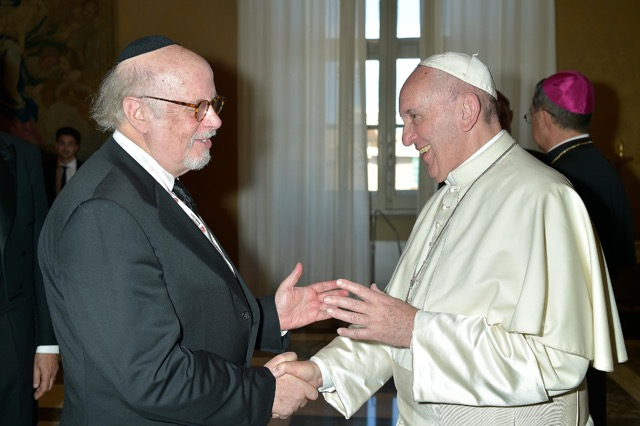 Porque un Encuentro Interreligioso en el Vaticano con el Rab Marcelo Rittner 2