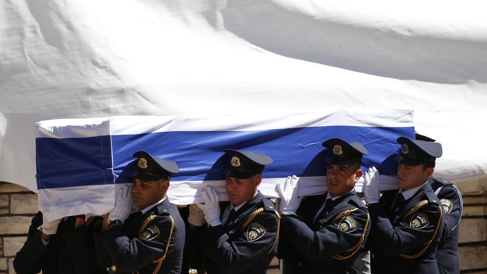 Un mensaje de Paz el Funeral Shimon Peres