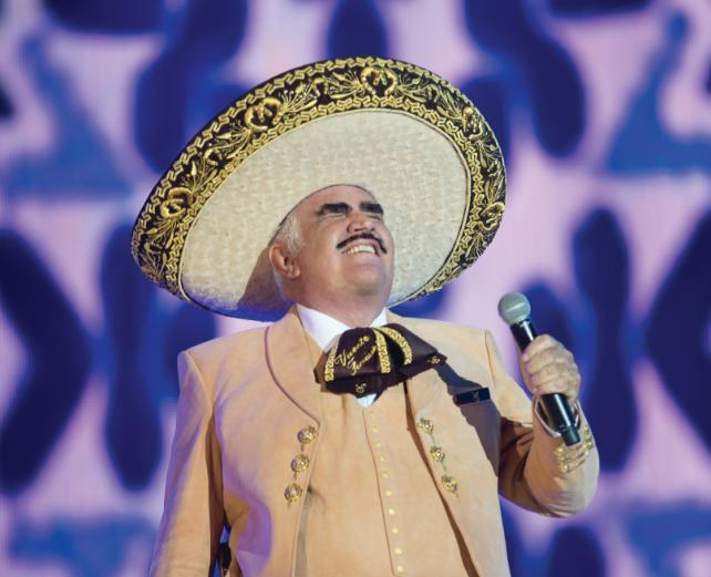 Vicente Fernández Un Azteca En El Azteca Masideas