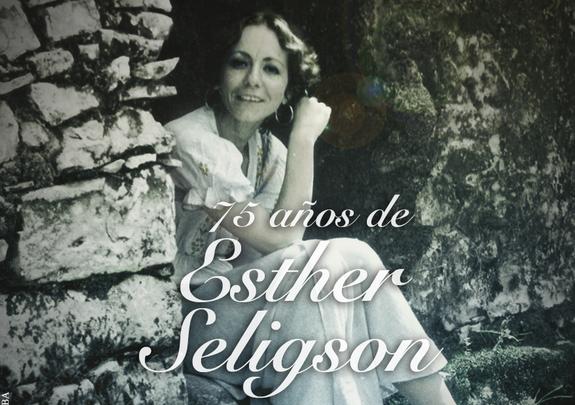 Recordarán en Bellas Artes a la Escritora Esther Seligson a 75 Años de su Nacimiento