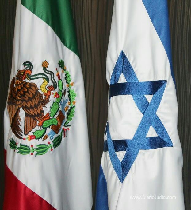 Israel concluye el tema de México y la UNESCO y prepara visita Oficial de SRE y Presidencia