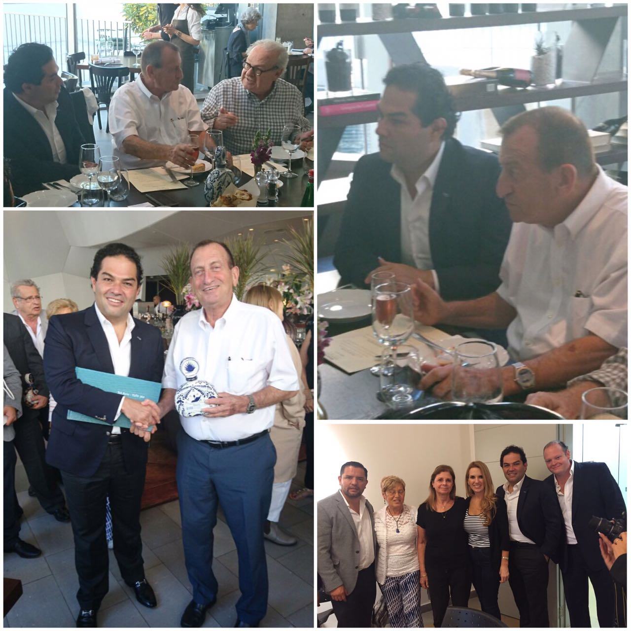 Huixquilucan México y Tel Aviv Israel en busqueda de Soluciones conjuntas