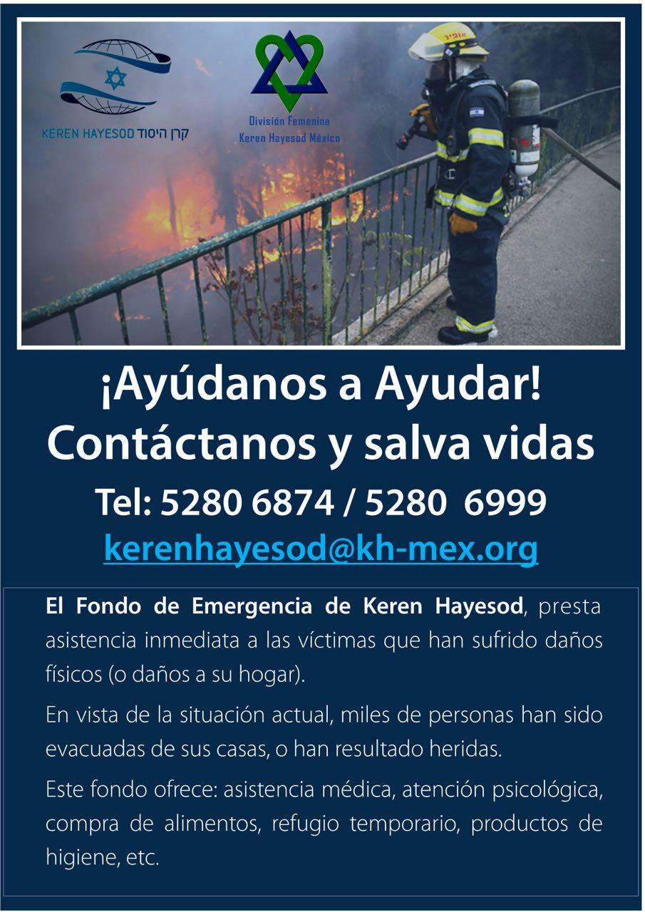 !Ayúdanos a ayudar¡ Contactanos y salva vidas