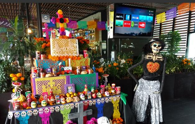 Es de Mexicanos El Día de Muertos