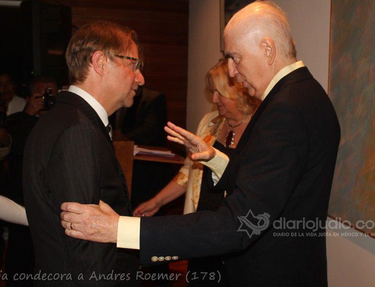 Palabras de Andres Roemer sobre el fallecimiento del Secretario de Cultura de México Rafael Tovar de Teresa