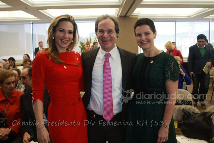 Alyn Chenillo Nueva presidenta Div Femenina KH,  GRACIAS Lisa Sourojoun por un Gran Trabajo