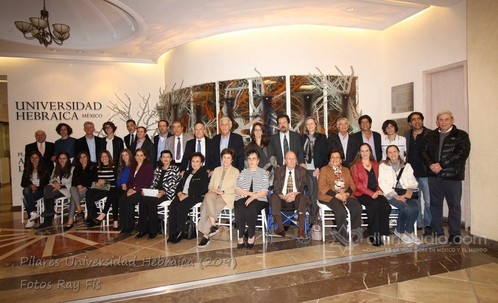 Pilares en la Educación judía en México