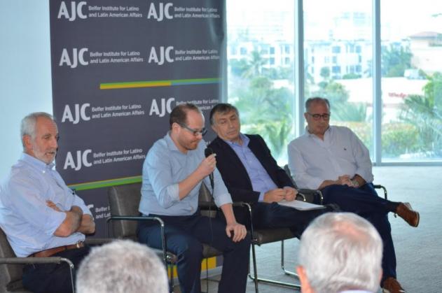Lo más destacado del 2016, en las comunidades judías latinoamericanas, para Salomón Achar y otros líderes