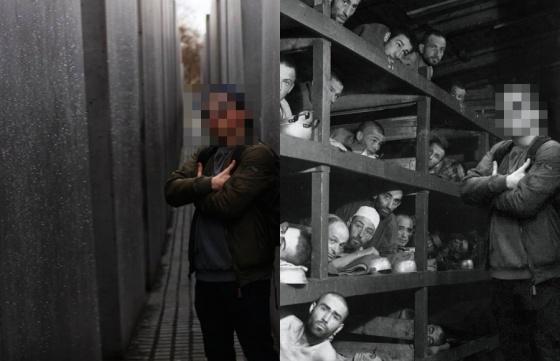 ¿Tu que opinas? Selfis divertidos en el Memorial del Holocausto de Berlín ¿Reprobable o no?