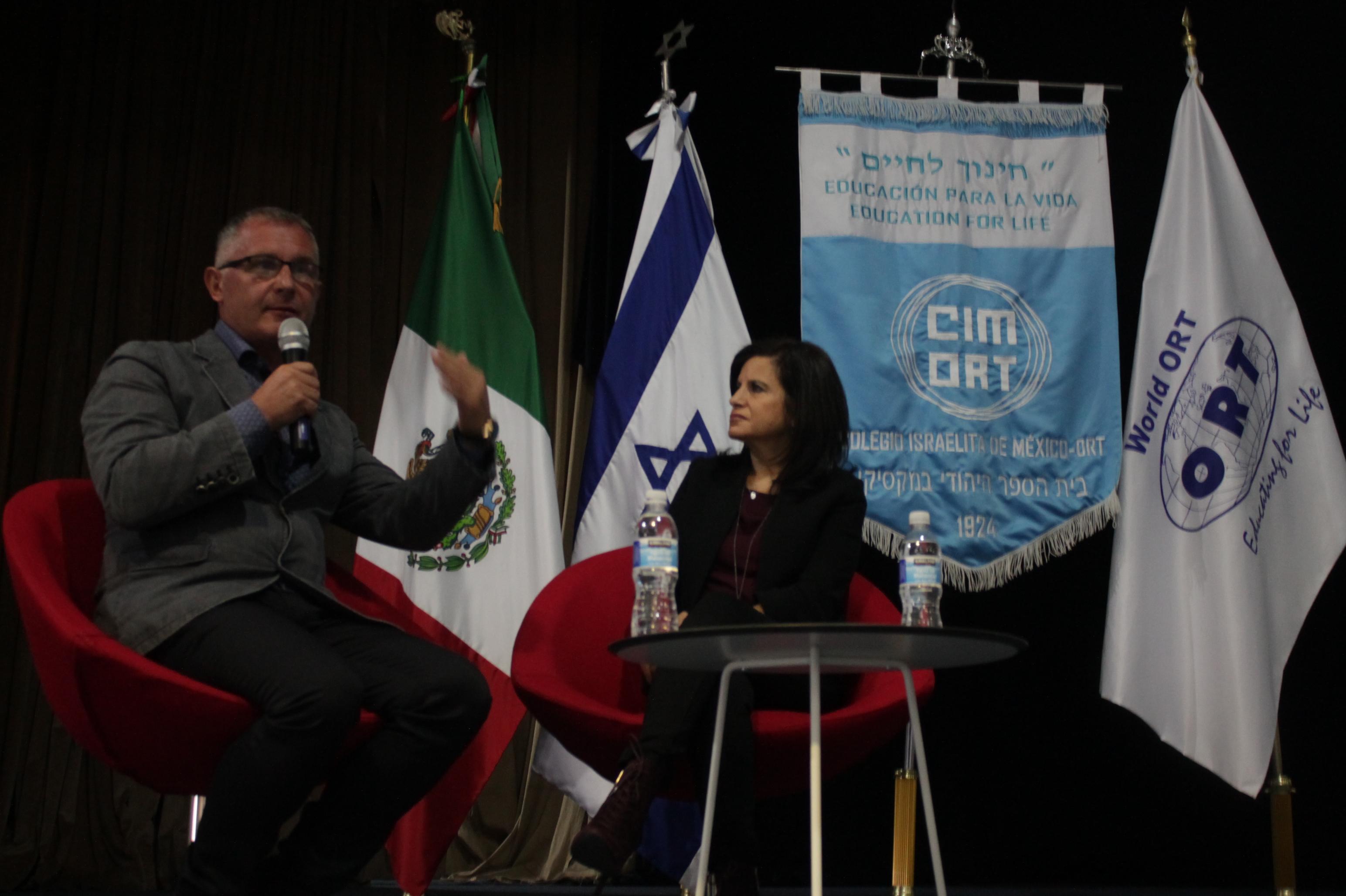 """""""Amnesia"""" del asesinato de judíos en Kielce presentada en CIM ORT"""