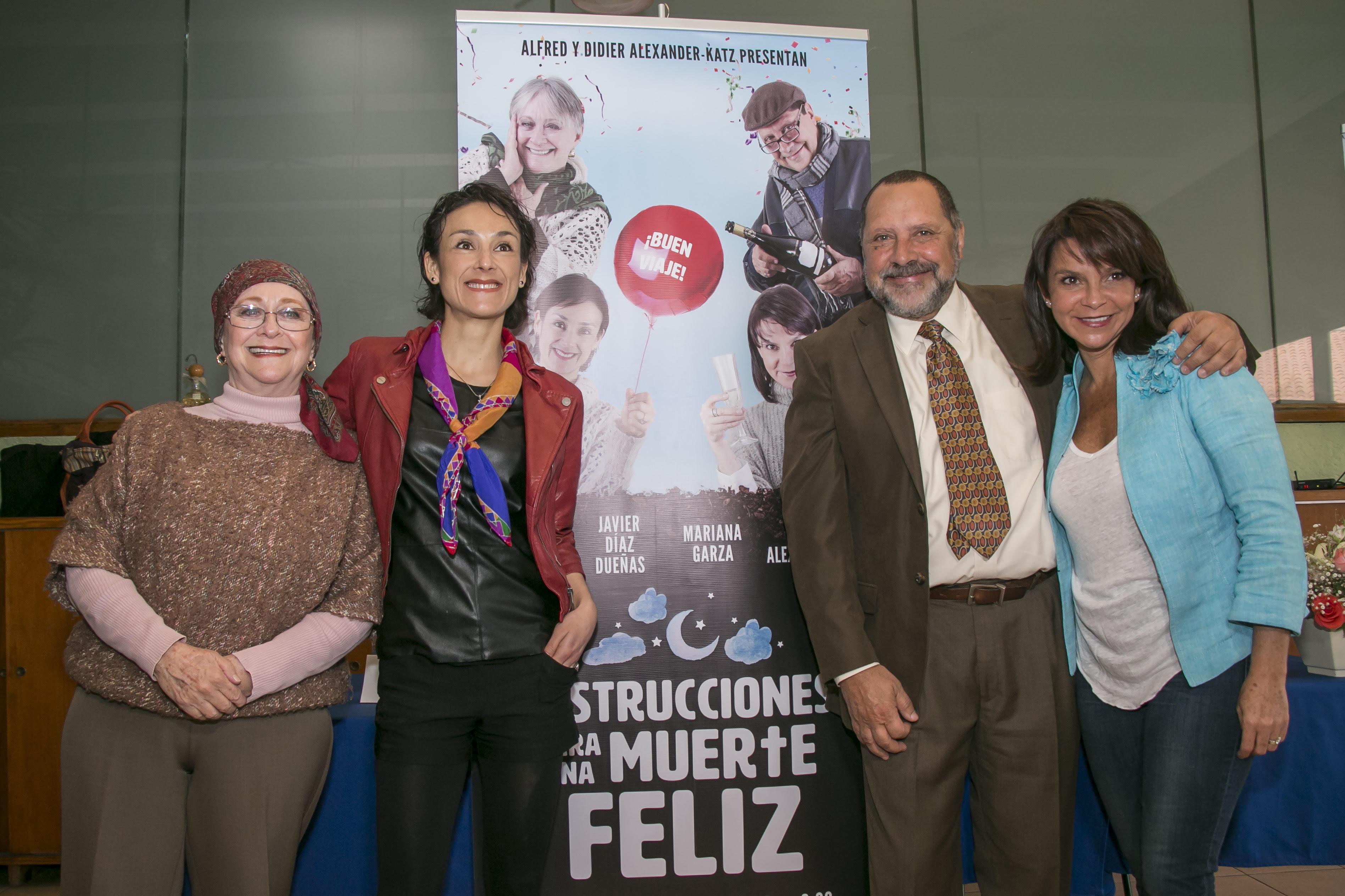 """""""INSTRUCCIONES PARA UNA MUERTE FELIZ"""