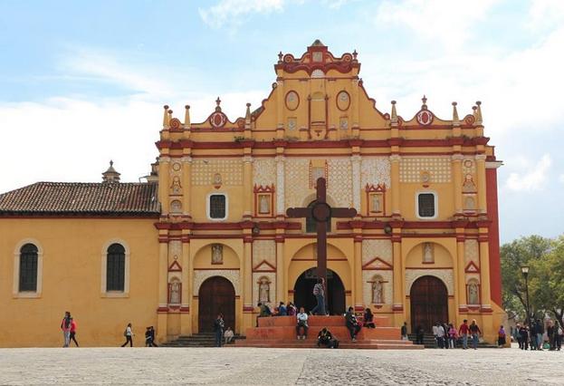 Crece la Industria sin Chimeneas. Chiapas Recibió más de 5.6 Millones de Visitantes en 2016